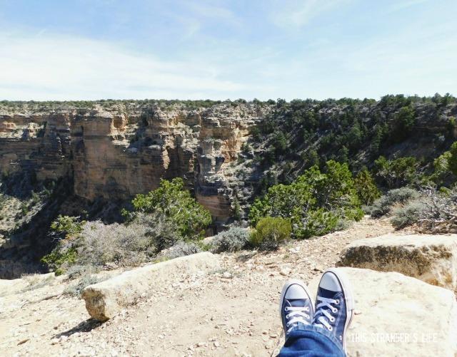 Canyon shoes